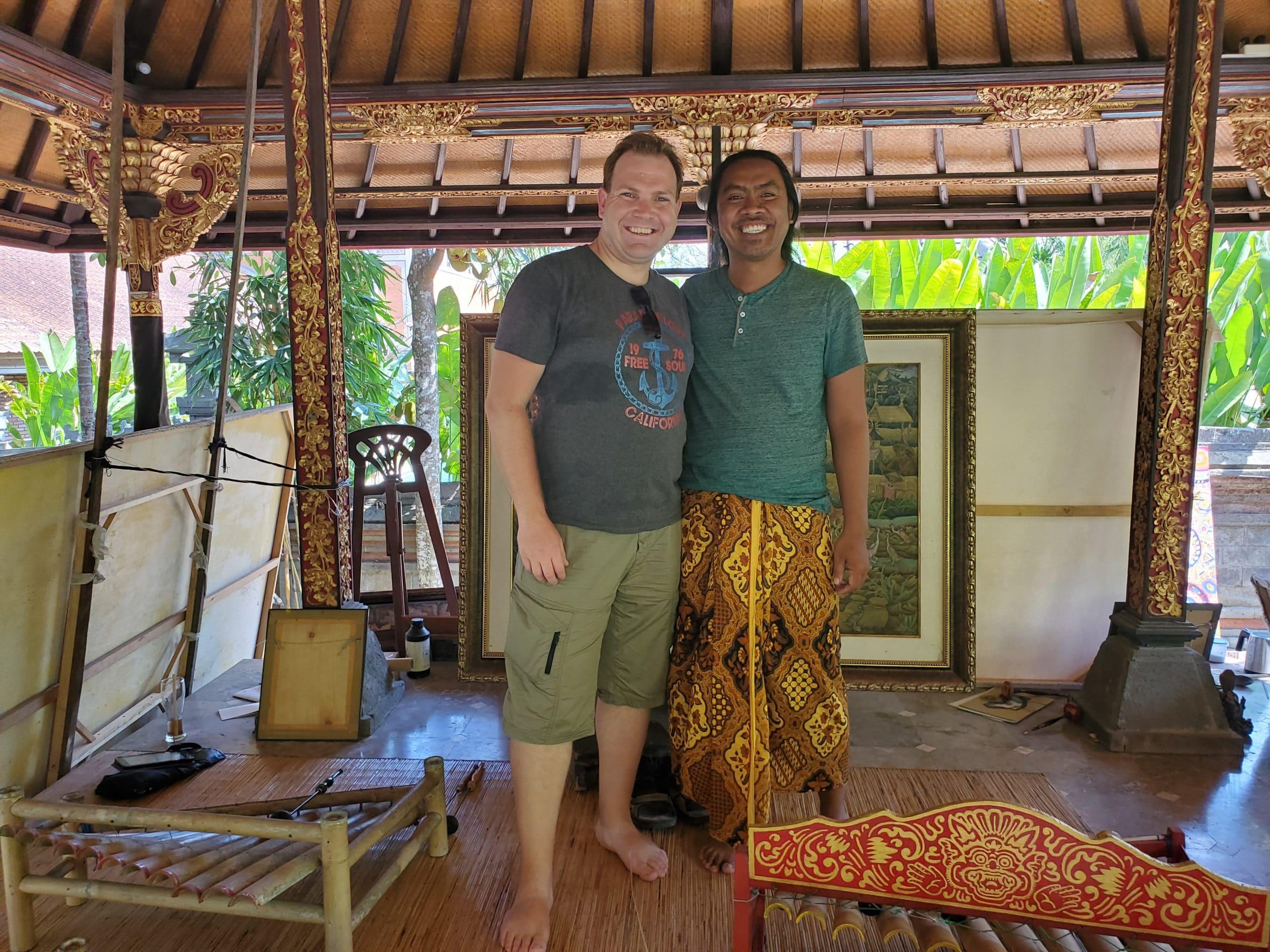 Rindik in Bali