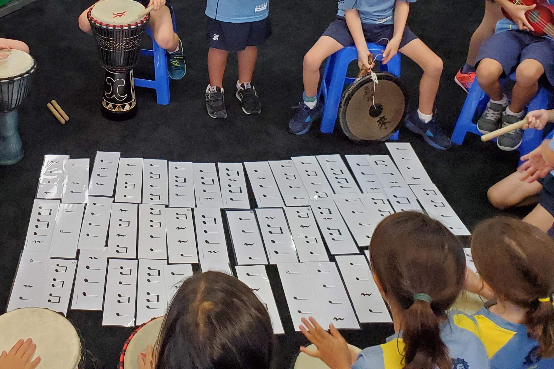 Rhythms in the classroom