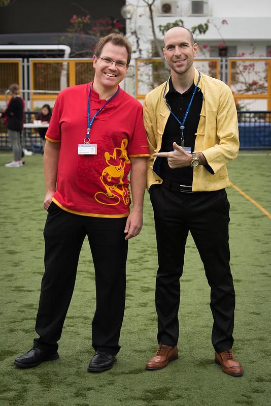 Scott Welcomme & Dave Spencer