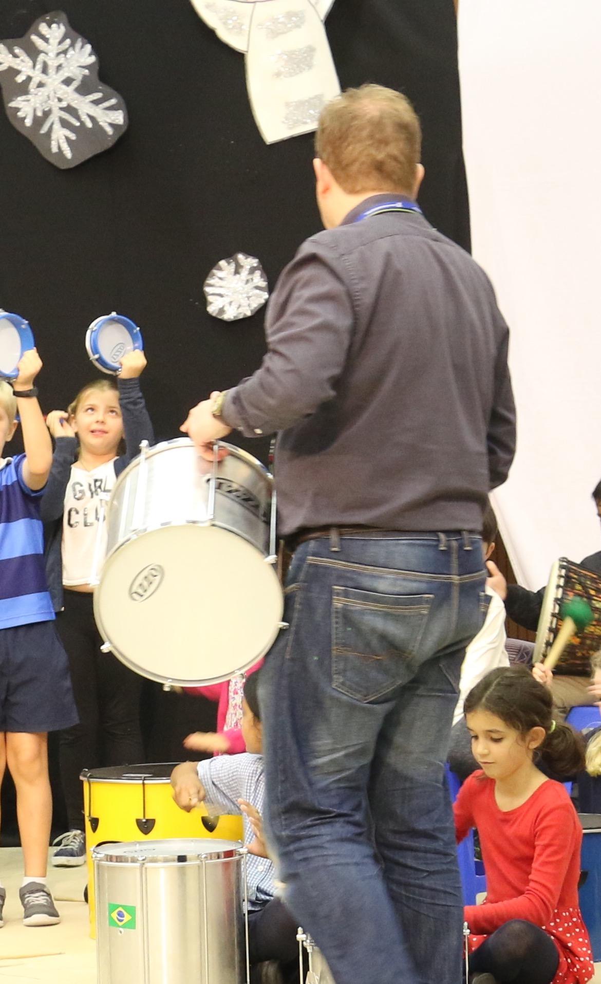 Samba assembly